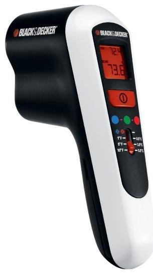 Black & Decker TLD100-XJ 9V Energiespar-Detektor