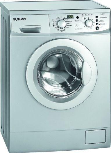 bomann wa 5714 silber waschmaschine 6 kg waschmaschinen computeruniverse. Black Bedroom Furniture Sets. Home Design Ideas
