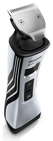 Philips QS 6161/32 StyleShaver, Rasierer, Trimmer, wet & dry
