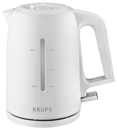 Krups ProAroma BW2441 Wasserkocher, weiß