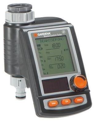 Gardena Bewässerungscomputer C 1060 solar +