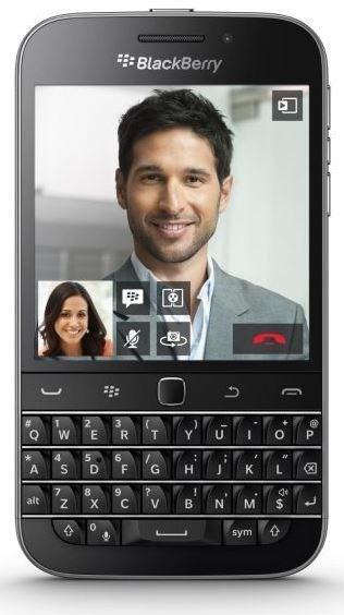 Classic 16 GB Smartphone ohne Vertrag/SIMlock, schwarz (Handy)