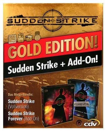 Sudden Strike Gold (PC Win) DE (Download) - broschei