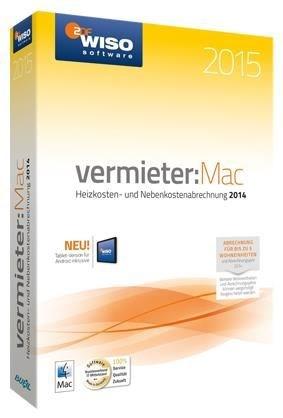 WISO vermieter:Mac 2015 (Mac) DE (Download)