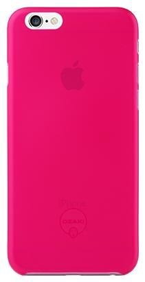 Ozaki O!Coat 0.3 Jelly Case für iPhone 6/6s pink