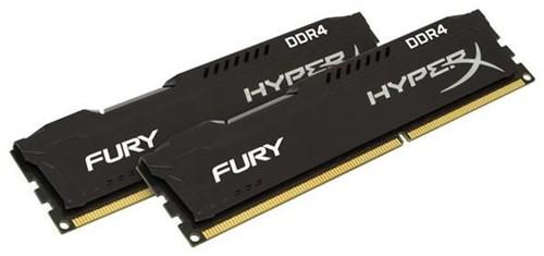 Kingston HyperX FURY Black DDR4 2133MHz 8GB Kit