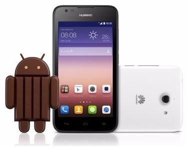 Huawei Y540  4 GB Smartphone ohne Vertrag/SIMlock,  pink (Handy)