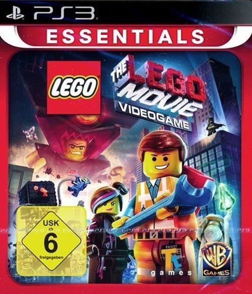 The LEGO Movie Videogame Essentials (PS3) - Sony ...
