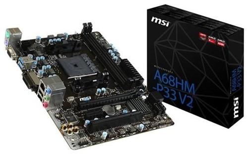 MSI A68HM-P33 V2