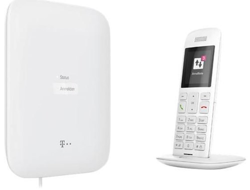 Telekom Speedport Neo mit Speedphone 10