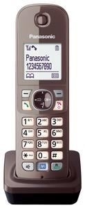 Panasonic KX-TGA681EXA braun Mobilteil (Telefon)