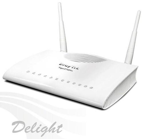 draytek vigor 2760n b vdsl adsl2 wlan router annex b