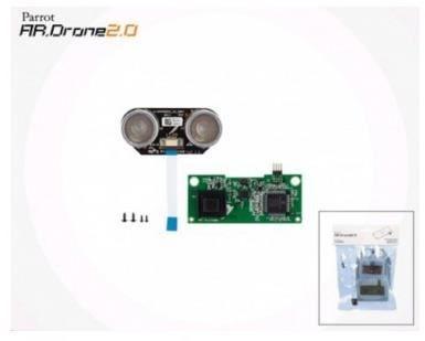 Parrot Nav Board Set für Drone 2