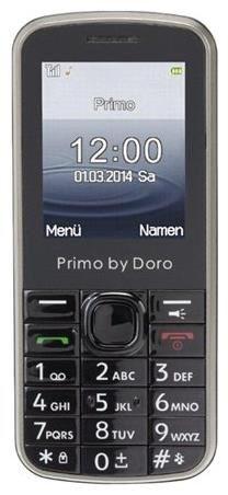 Primo 305 Barren Handy ohne Vertrag/SIMlock, grau (Handy)