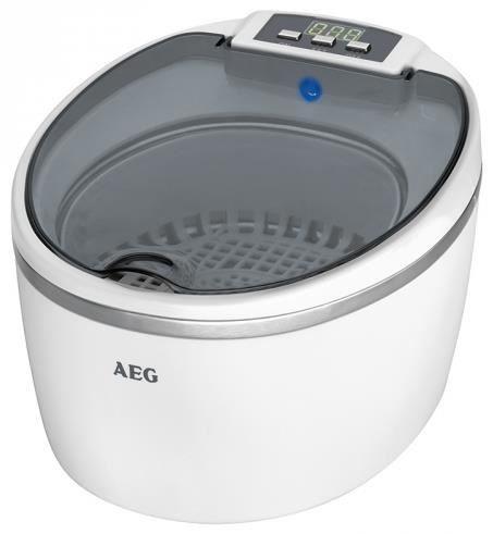 AEG USR 5659 LED Display weiß - Preisvergleich