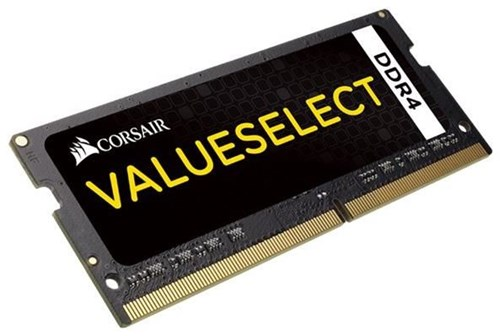 Corsair ValueSelect 8GB DDR4 SO-DIMM 2133MHz C15 CMSO8GX4M1A2133C15