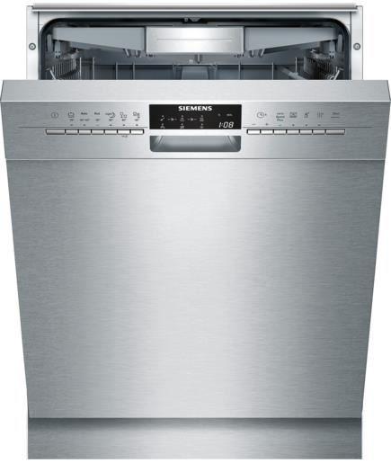 Siemens SN46P596EU iQ500 A++ Unterbauspüler 60cm Edelstahl (EEK: A++)
