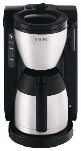 krups kt4208 thermo kaffeemaschine kaffeemaschinen computeruniverse. Black Bedroom Furniture Sets. Home Design Ideas
