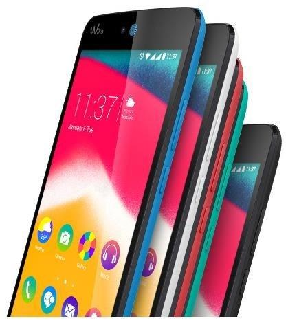 Rainbow Jam 4 GB Smartphone ohne Vertrag/SIMlock, türkis (Handy)