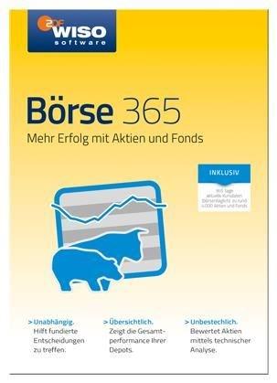 WISO Börse 365 Basic (PC) - broschei