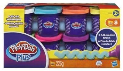 Hasbro Play-Doh Plus 8er Pack - Preisvergleich