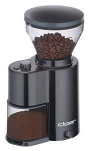 Cloer Elektrische Kaffeemühle 7520 Kegelmahlwerk
