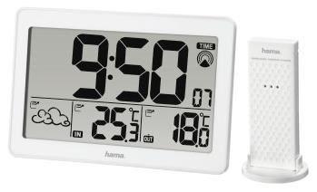 Hama EWS-3300 Jumbo Wetterstation - Preisvergleich