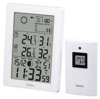Hama EWS-3200 Wetterstation weiß - Preisvergleich
