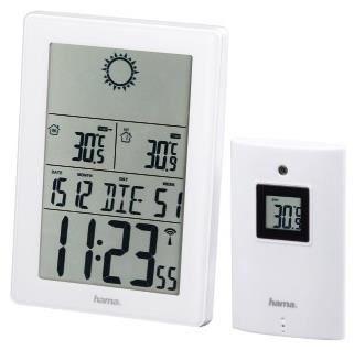 Hama EWS-3100 Wetterstation weiß - Preisvergleich