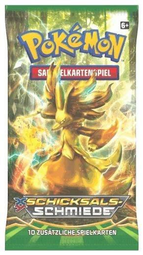 Pokemon XY10 Schicksalsschmiede Booster