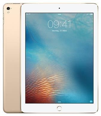 Apple iPad Pro 9.7 Wi-Fi + Cellular 256GB gold - Preisvergleich