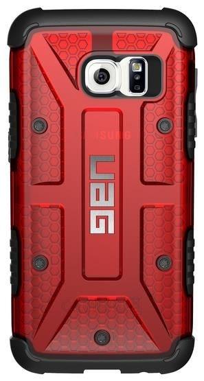 Urban Armor Gear Composite Case für Samsung Galaxy S7 Rot transparent - Preisvergleich