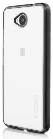 Incipio Octane Pure Case für Microsoft Lumia 650 schwarz