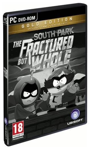 South Park: The Fractured but whole Gold Edition [AT-PEGI] (PC)
