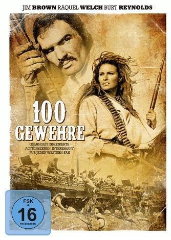 100 Gewehre (DVD)