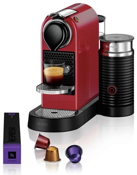 Krups CitiZ&Milk Nespresso XN7605