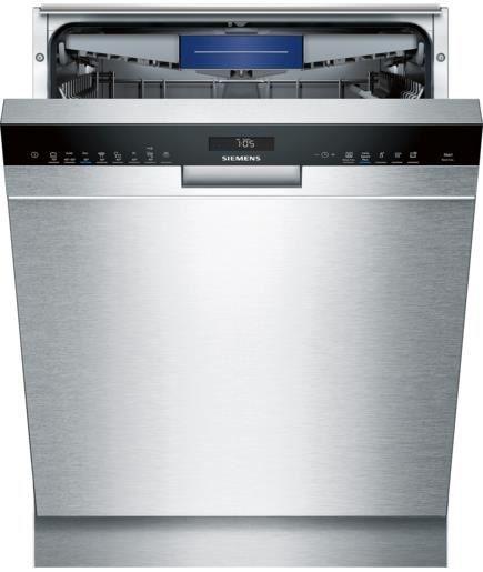 Siemens SN458S02ME Einbau-Unterbauspüler 60cm Edelstahl (EEK: A++)