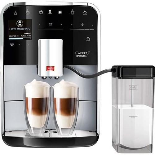 melitta caffeo barista ts silber kaffeevollautomaten computeruniverse. Black Bedroom Furniture Sets. Home Design Ideas