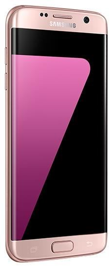 Samsung Galaxy S7 edge G935F 32GB Android pink / gold
