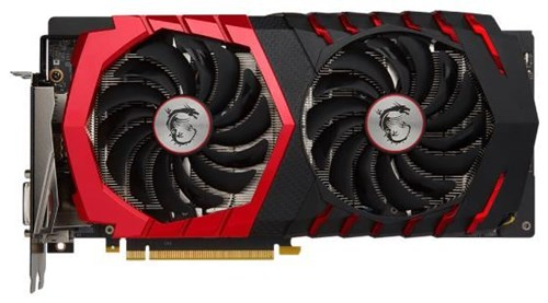 MSI GeForce GTX1060 Gaming X 3G 3GB - Preisvergleich