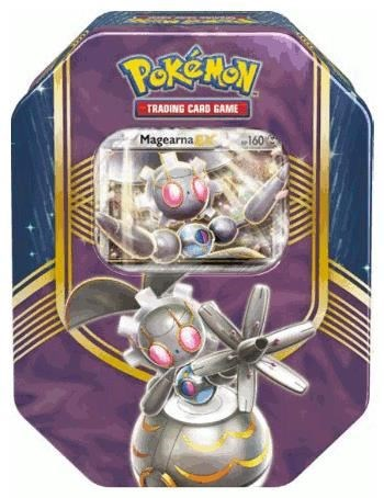 Pokémon Cards Tin Box#61 Magearna