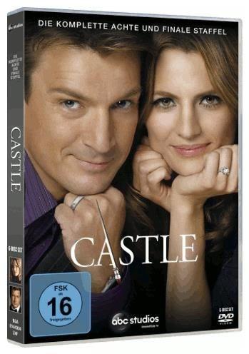 Castle - Season 8 (DVD)