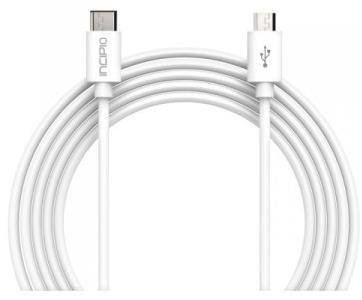 Incipio Charge/Sync USB-C auf Micro-USB Kabel USB 2.0 1m weiß