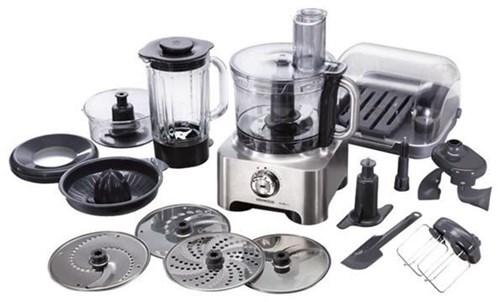 Kenwood FPM 810 Kompakt-Küchenmaschine MultiPro SENSE