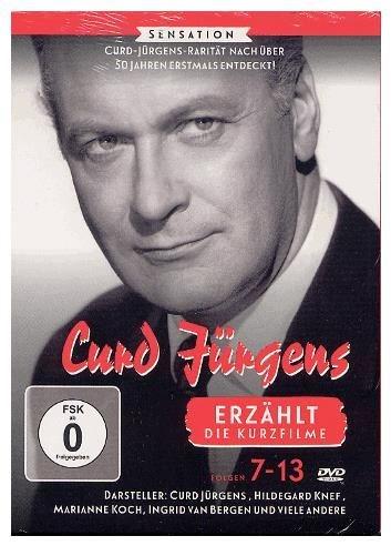 Curd Jürgens erzählt ´´Die Kurzfilme´´ (Folge 7-13) (DVD)