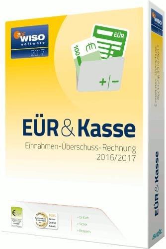 WISO EÜR & Kasse 2017 (PC)
