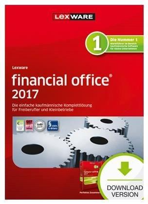 Lexware Financial Office 2017 Jahresversion DL (PC Win) DE (Download) - Preisvergleich
