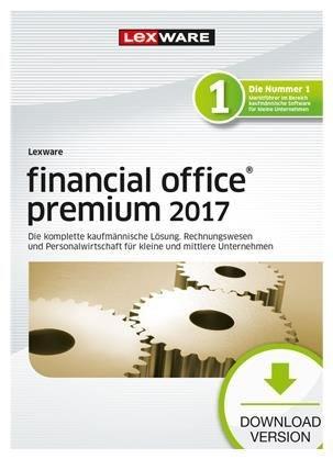 Lexware Financial Office Premium 2017 Jahresversion DL (PC Win) DE (Download) - Preisvergleich