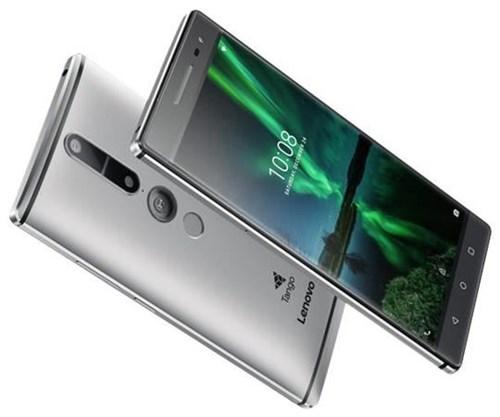 Lenovo Phab2 Pro ZA1F0138DE LTE 64GB Android gunmetal grey - Preisvergleich