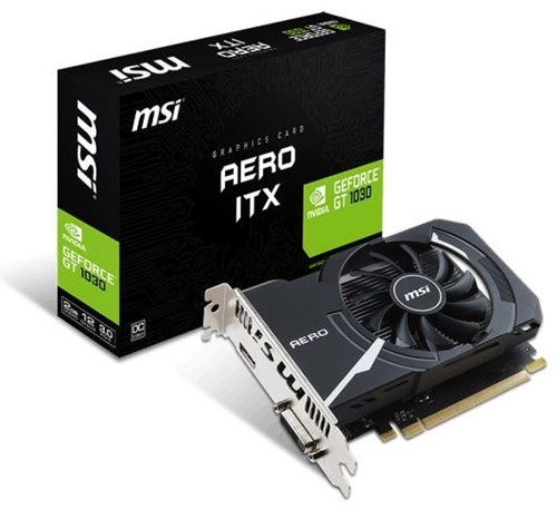 MSI GeForce GT1030 AERO ITX OC 2GB